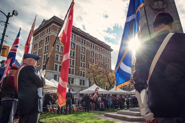 National Aboriginal Veterans Day 2016